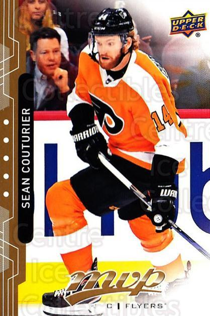 2018-19 Upper Deck MVP #6 Sean Couturier<br/>6 In Stock - $1.00 each - <a href=https://centericecollectibles.foxycart.com/cart?name=2018-19%20Upper%20Deck%20MVP%20%236%20Sean%20Couturier...&quantity_max=6&price=$1.00&code=735258 class=foxycart> Buy it now! </a>