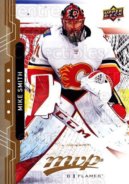 2018-19 Upper Deck MVP #34 Mike Smith<br/>5 In Stock - $1.00 each - <a href=https://centericecollectibles.foxycart.com/cart?name=2018-19%20Upper%20Deck%20MVP%20%2334%20Mike%20Smith...&quantity_max=5&price=$1.00&code=735286 class=foxycart> Buy it now! </a>