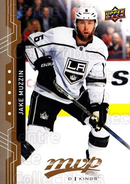 2018-19 Upper Deck MVP #128 Jake Muzzin<br/>6 In Stock - $1.00 each - <a href=https://centericecollectibles.foxycart.com/cart?name=2018-19%20Upper%20Deck%20MVP%20%23128%20Jake%20Muzzin...&quantity_max=6&price=$1.00&code=735380 class=foxycart> Buy it now! </a>