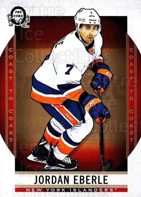 2018-19 O-Pee-Chee Coast to Coast #23 Jordan Eberle<br/>9 In Stock - $1.00 each - <a href=https://centericecollectibles.foxycart.com/cart?name=2018-19%20O-Pee-Chee%20Coast%20to%20Coast%20%2323%20Jordan%20Eberle...&quantity_max=9&price=$1.00&code=735725 class=foxycart> Buy it now! </a>