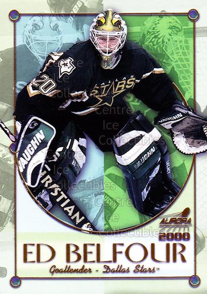 1999-00 Aurora Championship Fever #10 Ed Belfour<br/>4 In Stock - $2.00 each - <a href=https://centericecollectibles.foxycart.com/cart?name=1999-00%20Aurora%20Championship%20Fever%20%2310%20Ed%20Belfour...&price=$2.00&code=73610 class=foxycart> Buy it now! </a>