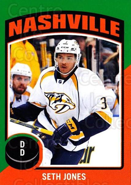 2014-15 O-Pee-Chee Stickers #1 Seth Jones<br/>1 In Stock - $2.00 each - <a href=https://centericecollectibles.foxycart.com/cart?name=2014-15%20O-Pee-Chee%20Stickers%20%231%20Seth%20Jones...&quantity_max=1&price=$2.00&code=736555 class=foxycart> Buy it now! </a>