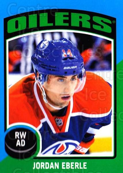 2014-15 O-Pee-Chee Stickers #10 Jordan Eberle<br/>3 In Stock - $2.00 each - <a href=https://centericecollectibles.foxycart.com/cart?name=2014-15%20O-Pee-Chee%20Stickers%20%2310%20Jordan%20Eberle...&quantity_max=3&price=$2.00&code=736564 class=foxycart> Buy it now! </a>