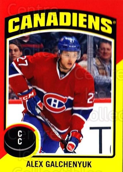 2014-15 O-Pee-Chee Stickers #11 Alex Galchenyuk<br/>1 In Stock - $2.00 each - <a href=https://centericecollectibles.foxycart.com/cart?name=2014-15%20O-Pee-Chee%20Stickers%20%2311%20Alex%20Galchenyuk...&quantity_max=1&price=$2.00&code=736565 class=foxycart> Buy it now! </a>