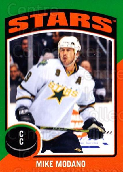 2014-15 O-Pee-Chee Stickers #37 Mike Modano<br/>1 In Stock - $2.00 each - <a href=https://centericecollectibles.foxycart.com/cart?name=2014-15%20O-Pee-Chee%20Stickers%20%2337%20Mike%20Modano...&quantity_max=1&price=$2.00&code=736591 class=foxycart> Buy it now! </a>