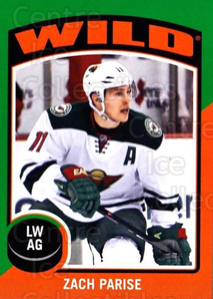 2014-15 O-Pee-Chee Stickers #49 Zach Parise<br/>1 In Stock - $2.00 each - <a href=https://centericecollectibles.foxycart.com/cart?name=2014-15%20O-Pee-Chee%20Stickers%20%2349%20Zach%20Parise...&quantity_max=1&price=$2.00&code=736603 class=foxycart> Buy it now! </a>