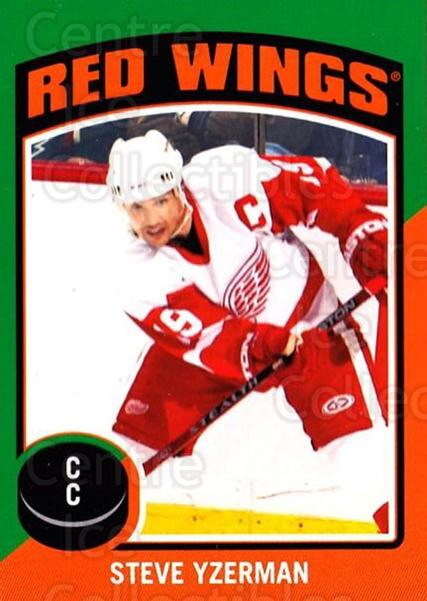 2014-15 O-Pee-Chee Stickers #61 Steve Yzerman<br/>1 In Stock - $5.00 each - <a href=https://centericecollectibles.foxycart.com/cart?name=2014-15%20O-Pee-Chee%20Stickers%20%2361%20Steve%20Yzerman...&quantity_max=1&price=$5.00&code=736615 class=foxycart> Buy it now! </a>