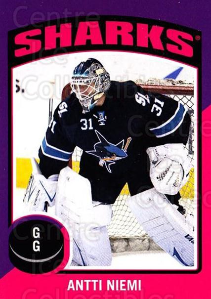 2014-15 O-Pee-Chee Stickers #68 Antti Niemi<br/>1 In Stock - $2.00 each - <a href=https://centericecollectibles.foxycart.com/cart?name=2014-15%20O-Pee-Chee%20Stickers%20%2368%20Antti%20Niemi...&quantity_max=1&price=$2.00&code=736622 class=foxycart> Buy it now! </a>