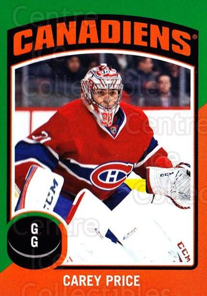 2014-15 O-Pee-Chee Stickers #69 Carey Price<br/>3 In Stock - $5.00 each - <a href=https://centericecollectibles.foxycart.com/cart?name=2014-15%20O-Pee-Chee%20Stickers%20%2369%20Carey%20Price...&quantity_max=3&price=$5.00&code=736623 class=foxycart> Buy it now! </a>