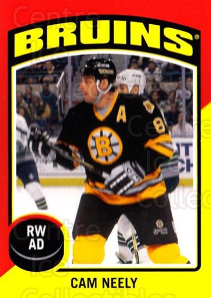 2014-15 O-Pee-Chee Stickers #79 Cam Neely<br/>1 In Stock - $2.00 each - <a href=https://centericecollectibles.foxycart.com/cart?name=2014-15%20O-Pee-Chee%20Stickers%20%2379%20Cam%20Neely...&quantity_max=1&price=$2.00&code=736633 class=foxycart> Buy it now! </a>