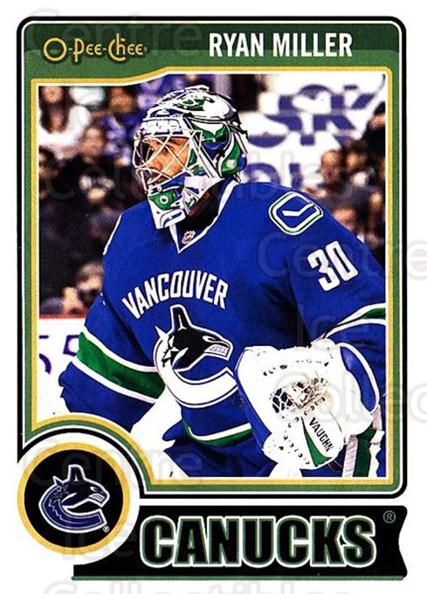 2014-15 O-Pee-chee Update #4 Ryan Miller<br/>1 In Stock - $2.00 each - <a href=https://centericecollectibles.foxycart.com/cart?name=2014-15%20O-Pee-chee%20Update%20%234%20Ryan%20Miller...&quantity_max=1&price=$2.00&code=737097 class=foxycart> Buy it now! </a>