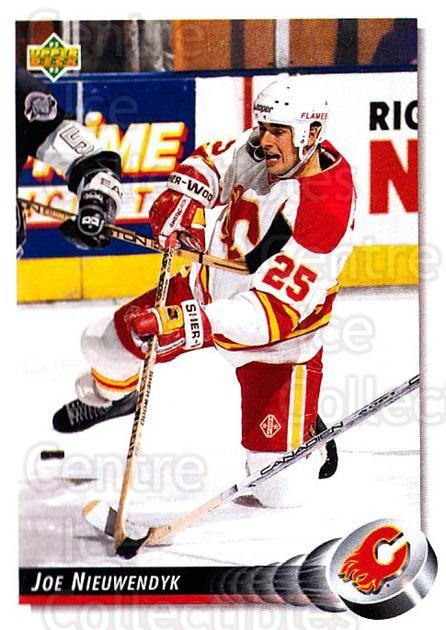 1992-93 Upper Deck #128 Joe Nieuwendyk<br/>5 In Stock - $1.00 each - <a href=https://centericecollectibles.foxycart.com/cart?name=1992-93%20Upper%20Deck%20%23128%20Joe%20Nieuwendyk...&quantity_max=5&price=$1.00&code=7378 class=foxycart> Buy it now! </a>