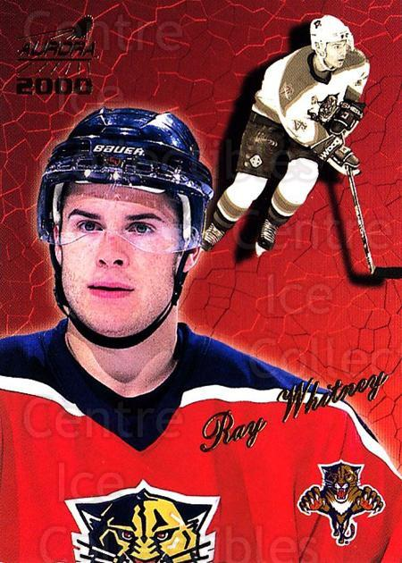 1999-00 Aurora #66 Ray Whitney<br/>5 In Stock - $1.00 each - <a href=https://centericecollectibles.foxycart.com/cart?name=1999-00%20Aurora%20%2366%20Ray%20Whitney...&quantity_max=5&price=$1.00&code=73812 class=foxycart> Buy it now! </a>