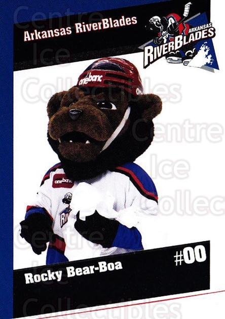 2002-03 Arkansas Riverblades #24 Mascot<br/>1 In Stock - $3.00 each - <a href=https://centericecollectibles.foxycart.com/cart?name=2002-03%20Arkansas%20Riverblades%20%2324%20Mascot...&quantity_max=1&price=$3.00&code=740668 class=foxycart> Buy it now! </a>