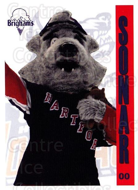 2002-03 Hartford Wolf Pack #31 Mascot<br/>3 In Stock - $3.00 each - <a href=https://centericecollectibles.foxycart.com/cart?name=2002-03%20Hartford%20Wolf%20Pack%20%2331%20Mascot...&quantity_max=3&price=$3.00&code=740889 class=foxycart> Buy it now! </a>