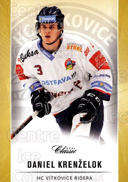 2016-17 Czech OFS #16 Daniel Krenzelok<br/>1 In Stock - $2.00 each - <a href=https://centericecollectibles.foxycart.com/cart?name=2016-17%20Czech%20OFS%20%2316%20Daniel%20Krenzelo...&quantity_max=1&price=$2.00&code=741290 class=foxycart> Buy it now! </a>