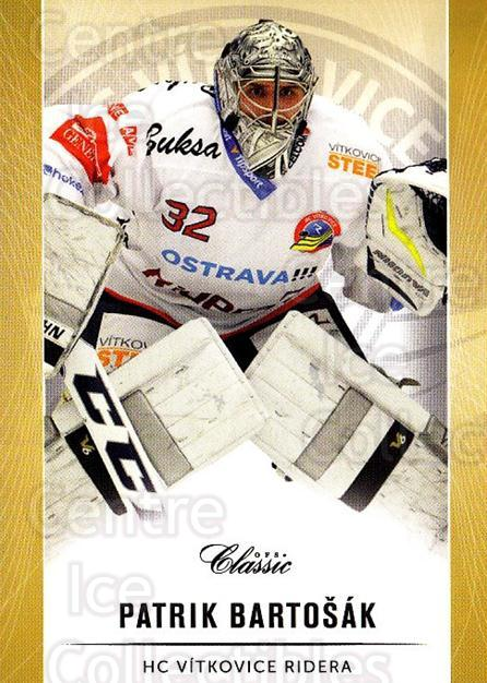 2016-17 Czech OFS #25 Patrik Bartosak<br/>1 In Stock - $2.00 each - <a href=https://centericecollectibles.foxycart.com/cart?name=2016-17%20Czech%20OFS%20%2325%20Patrik%20Bartosak...&quantity_max=1&price=$2.00&code=741299 class=foxycart> Buy it now! </a>