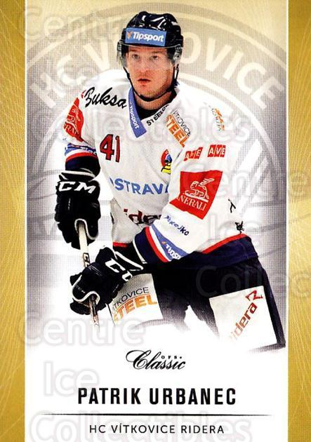2016-17 Czech OFS #27 Patrik Urbanec<br/>1 In Stock - $2.00 each - <a href=https://centericecollectibles.foxycart.com/cart?name=2016-17%20Czech%20OFS%20%2327%20Patrik%20Urbanec...&quantity_max=1&price=$2.00&code=741301 class=foxycart> Buy it now! </a>