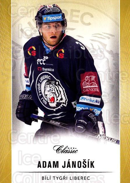 2016-17 Czech OFS #49 Adam Janosik<br/>1 In Stock - $2.00 each - <a href=https://centericecollectibles.foxycart.com/cart?name=2016-17%20Czech%20OFS%20%2349%20Adam%20Janosik...&quantity_max=1&price=$2.00&code=741323 class=foxycart> Buy it now! </a>