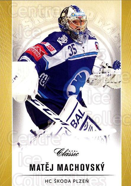 2016-17 Czech OFS #74 Matej Machovsky<br/>1 In Stock - $2.00 each - <a href=https://centericecollectibles.foxycart.com/cart?name=2016-17%20Czech%20OFS%20%2374%20Matej%20Machovsky...&quantity_max=1&price=$2.00&code=741348 class=foxycart> Buy it now! </a>