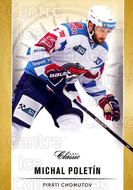 2016-17 Czech OFS #90 Michal Poletin<br/>1 In Stock - $2.00 each - <a href=https://centericecollectibles.foxycart.com/cart?name=2016-17%20Czech%20OFS%20%2390%20Michal%20Poletin...&quantity_max=1&price=$2.00&code=741364 class=foxycart> Buy it now! </a>
