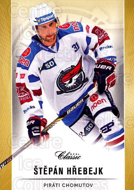 2016-17 Czech OFS #93 Stepan Hrebejk<br/>1 In Stock - $2.00 each - <a href=https://centericecollectibles.foxycart.com/cart?name=2016-17%20Czech%20OFS%20%2393%20Stepan%20Hrebejk...&quantity_max=1&price=$2.00&code=741367 class=foxycart> Buy it now! </a>