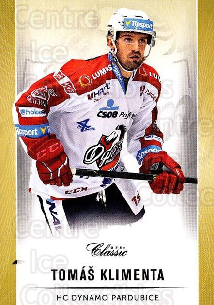 2016-17 Czech OFS #136 Tomas Klimenta<br/>1 In Stock - $2.00 each - <a href=https://centericecollectibles.foxycart.com/cart?name=2016-17%20Czech%20OFS%20%23136%20Tomas%20Klimenta...&quantity_max=1&price=$2.00&code=741410 class=foxycart> Buy it now! </a>