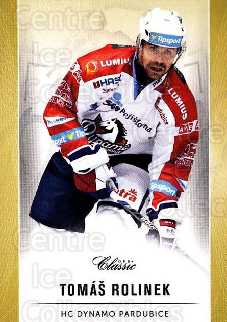 2016-17 Czech OFS #144 Tomas Rolinek<br/>1 In Stock - $2.00 each - <a href=https://centericecollectibles.foxycart.com/cart?name=2016-17%20Czech%20OFS%20%23144%20Tomas%20Rolinek...&quantity_max=1&price=$2.00&code=741418 class=foxycart> Buy it now! </a>