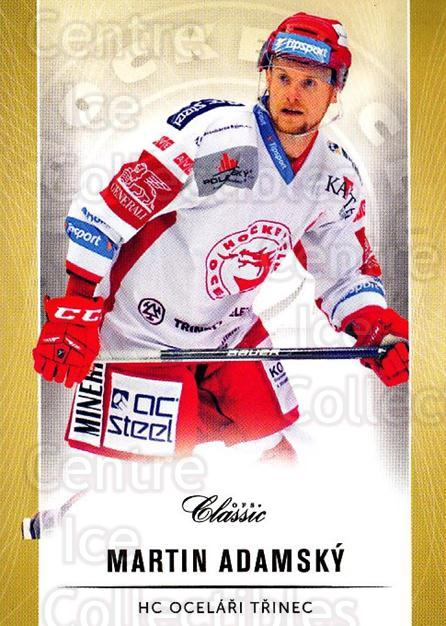 2016-17 Czech OFS #146 Martin Adamsky<br/>1 In Stock - $2.00 each - <a href=https://centericecollectibles.foxycart.com/cart?name=2016-17%20Czech%20OFS%20%23146%20Martin%20Adamsky...&quantity_max=1&price=$2.00&code=741420 class=foxycart> Buy it now! </a>