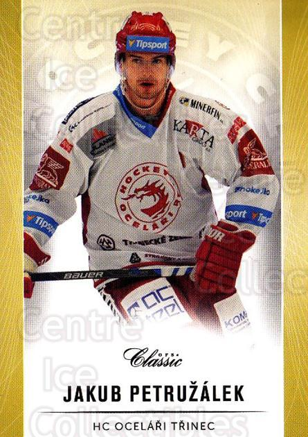 2016-17 Czech OFS #158 Jakub Petruzalek<br/>1 In Stock - $2.00 each - <a href=https://centericecollectibles.foxycart.com/cart?name=2016-17%20Czech%20OFS%20%23158%20Jakub%20Petruzale...&quantity_max=1&price=$2.00&code=741432 class=foxycart> Buy it now! </a>