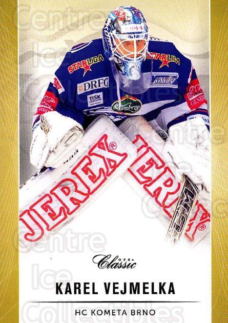 2016-17 Czech OFS #160 Karel Vejmelka<br/>1 In Stock - $2.00 each - <a href=https://centericecollectibles.foxycart.com/cart?name=2016-17%20Czech%20OFS%20%23160%20Karel%20Vejmelka...&quantity_max=1&price=$2.00&code=741434 class=foxycart> Buy it now! </a>