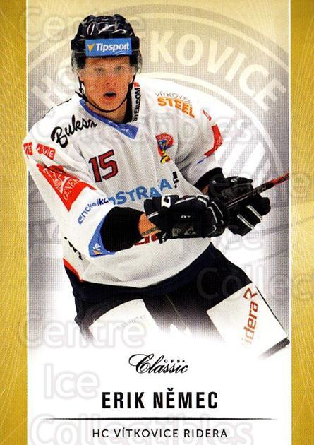 2016-17 Czech OFS #214 Erik Nemec<br/>1 In Stock - $2.00 each - <a href=https://centericecollectibles.foxycart.com/cart?name=2016-17%20Czech%20OFS%20%23214%20Erik%20Nemec...&quantity_max=1&price=$2.00&code=741488 class=foxycart> Buy it now! </a>