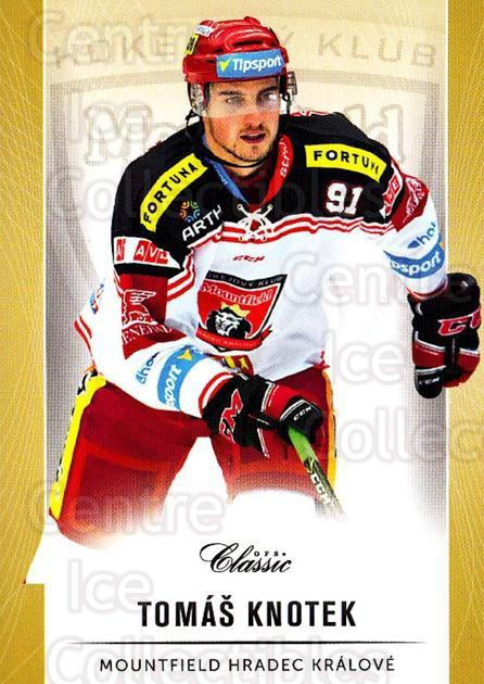 2016-17 Czech OFS #259 Tomas Knotek<br/>1 In Stock - $2.00 each - <a href=https://centericecollectibles.foxycart.com/cart?name=2016-17%20Czech%20OFS%20%23259%20Tomas%20Knotek...&quantity_max=1&price=$2.00&code=741533 class=foxycart> Buy it now! </a>