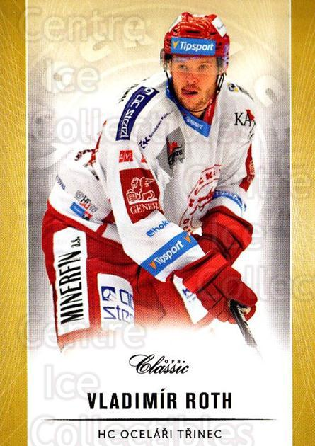 2016-17 Czech OFS #282 Vladimir Roth<br/>1 In Stock - $2.00 each - <a href=https://centericecollectibles.foxycart.com/cart?name=2016-17%20Czech%20OFS%20%23282%20Vladimir%20Roth...&quantity_max=1&price=$2.00&code=741556 class=foxycart> Buy it now! </a>