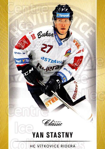 2016-17 Czech OFS #309 Yan Stastny<br/>1 In Stock - $2.00 each - <a href=https://centericecollectibles.foxycart.com/cart?name=2016-17%20Czech%20OFS%20%23309%20Yan%20Stastny...&quantity_max=1&price=$2.00&code=741583 class=foxycart> Buy it now! </a>