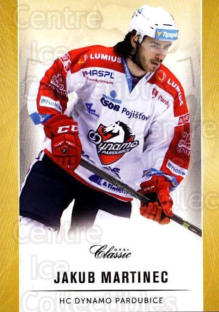2016-17 Czech OFS #349 Jakub Martinec<br/>1 In Stock - $2.00 each - <a href=https://centericecollectibles.foxycart.com/cart?name=2016-17%20Czech%20OFS%20%23349%20Jakub%20Martinec...&quantity_max=1&price=$2.00&code=741623 class=foxycart> Buy it now! </a>