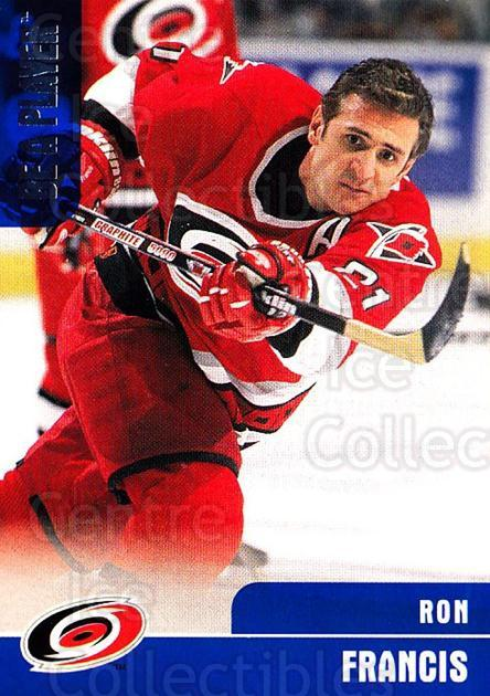 1999-00 BAP Memorabilia #10 Ron Francis<br/>2 In Stock - $1.00 each - <a href=https://centericecollectibles.foxycart.com/cart?name=1999-00%20BAP%20Memorabilia%20%2310%20Ron%20Francis...&quantity_max=2&price=$1.00&code=74179 class=foxycart> Buy it now! </a>