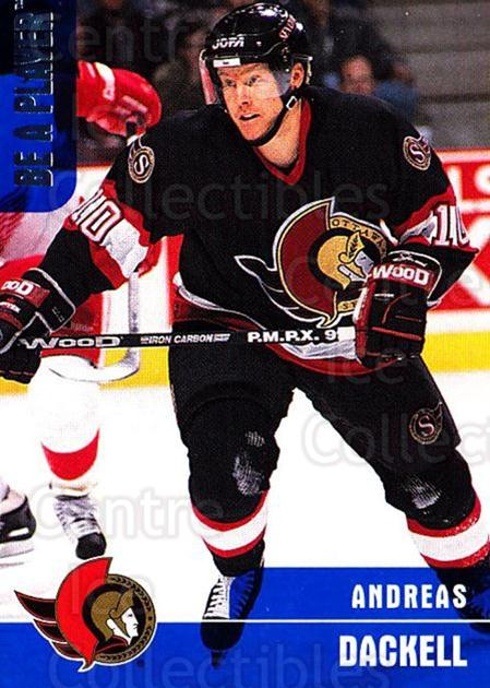 1999-00 BAP Memorabilia #111 Andreas Dackell<br/>4 In Stock - $1.00 each - <a href=https://centericecollectibles.foxycart.com/cart?name=1999-00%20BAP%20Memorabilia%20%23111%20Andreas%20Dackell...&quantity_max=4&price=$1.00&code=74192 class=foxycart> Buy it now! </a>