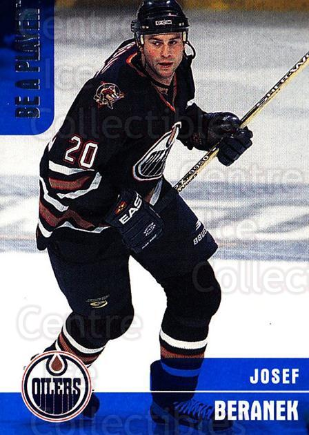 1999-00 BAP Memorabilia #129 Josef Beranek<br/>3 In Stock - $1.00 each - <a href=https://centericecollectibles.foxycart.com/cart?name=1999-00%20BAP%20Memorabilia%20%23129%20Josef%20Beranek...&quantity_max=3&price=$1.00&code=74209 class=foxycart> Buy it now! </a>