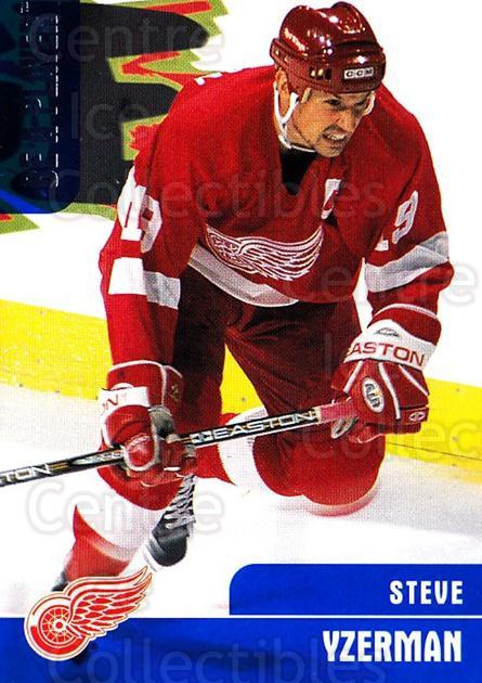 1999-00 BAP Memorabilia #141 Steve Yzerman<br/>1 In Stock - $2.00 each - <a href=https://centericecollectibles.foxycart.com/cart?name=1999-00%20BAP%20Memorabilia%20%23141%20Steve%20Yzerman...&quantity_max=1&price=$2.00&code=74223 class=foxycart> Buy it now! </a>