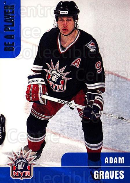 1999-00 BAP Memorabilia #15 Adam Graves<br/>3 In Stock - $1.00 each - <a href=https://centericecollectibles.foxycart.com/cart?name=1999-00%20BAP%20Memorabilia%20%2315%20Adam%20Graves...&quantity_max=3&price=$1.00&code=74230 class=foxycart> Buy it now! </a>