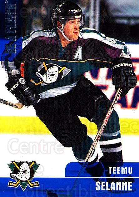 1999-00 BAP Memorabilia #171 Teemu Selanne<br/>4 In Stock - $2.00 each - <a href=https://centericecollectibles.foxycart.com/cart?name=1999-00%20BAP%20Memorabilia%20%23171%20Teemu%20Selanne...&quantity_max=4&price=$2.00&code=74252 class=foxycart> Buy it now! </a>