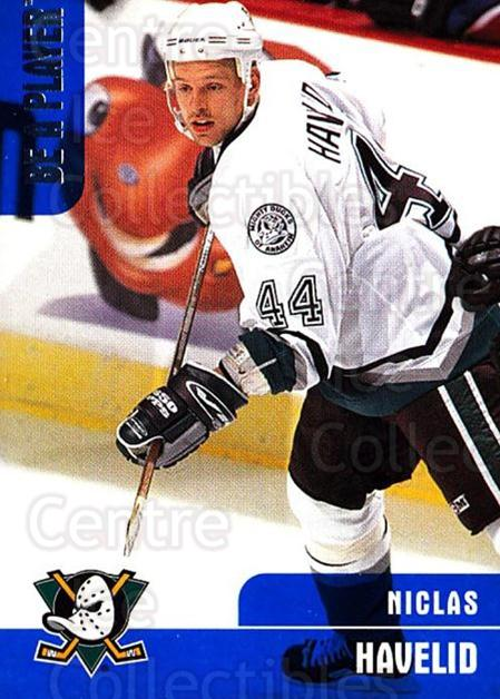 1999-00 BAP Memorabilia #193 Niclas Havelid<br/>5 In Stock - $1.00 each - <a href=https://centericecollectibles.foxycart.com/cart?name=1999-00%20BAP%20Memorabilia%20%23193%20Niclas%20Havelid...&quantity_max=5&price=$1.00&code=74276 class=foxycart> Buy it now! </a>