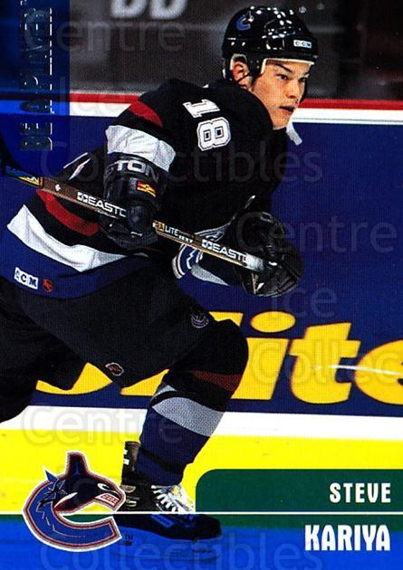 1999-00 BAP Memorabilia #211 Steve Kariya<br/>5 In Stock - $1.00 each - <a href=https://centericecollectibles.foxycart.com/cart?name=1999-00%20BAP%20Memorabilia%20%23211%20Steve%20Kariya...&quantity_max=5&price=$1.00&code=74296 class=foxycart> Buy it now! </a>