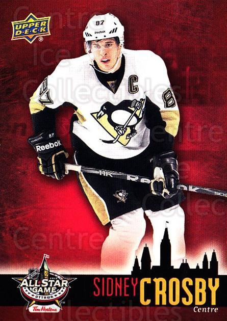 2012 Upper Deck NHL All-Star Game #ASG6 Sidney Crosby<br/>1 In Stock - $10.00 each - <a href=https://centericecollectibles.foxycart.com/cart?name=2012%20Upper%20Deck%20NHL%20All-Star%20Game%20%23ASG6%20Sidney%20Crosby...&quantity_max=1&price=$10.00&code=745878 class=foxycart> Buy it now! </a>