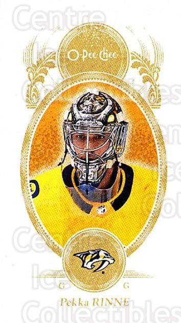 2018-19 O-Pee-Chee Mini #39 Pekka Rinne<br/>3 In Stock - $2.00 each - <a href=https://centericecollectibles.foxycart.com/cart?name=2018-19%20O-Pee-Chee%20Mini%20%2339%20Pekka%20Rinne...&quantity_max=3&price=$2.00&code=746078 class=foxycart> Buy it now! </a>