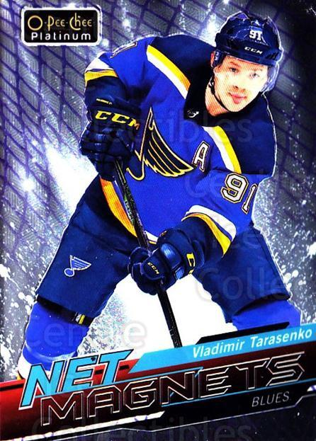 2018-19 O-pee-chee Platinum Net Magnets #14 Vladimir Tarasenko<br/>3 In Stock - $3.00 each - <a href=https://centericecollectibles.foxycart.com/cart?name=2018-19%20O-pee-chee%20Platinum%20Net%20Magnets%20%2314%20Vladimir%20Tarase...&quantity_max=3&price=$3.00&code=746140 class=foxycart> Buy it now! </a>