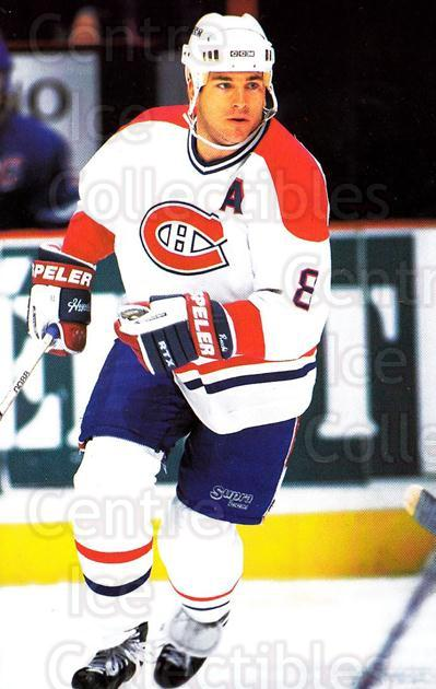 1996-97 Montreal Canadiens Postcards #14 Mark Recchi<br/>1 In Stock - $3.00 each - <a href=https://centericecollectibles.foxycart.com/cart?name=1996-97%20Montreal%20Canadiens%20Postcards%20%2314%20Mark%20Recchi...&quantity_max=1&price=$3.00&code=746290 class=foxycart> Buy it now! </a>