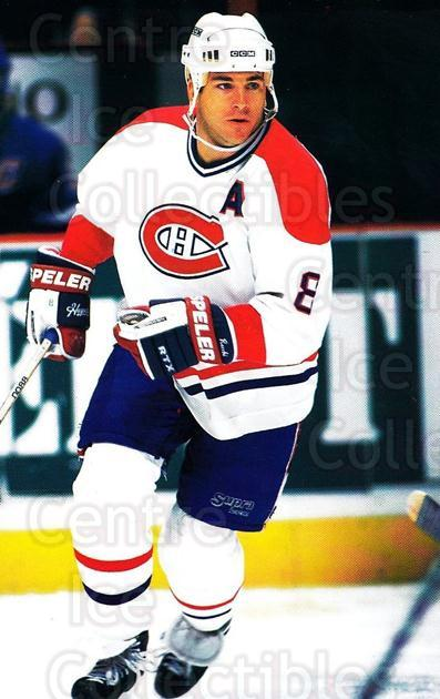 1997-98 Montreal Canadiens Postcards #18 Mark Recchi<br/>4 In Stock - $3.00 each - <a href=https://centericecollectibles.foxycart.com/cart?name=1997-98%20Montreal%20Canadiens%20Postcards%20%2318%20Mark%20Recchi...&quantity_max=4&price=$3.00&code=746317 class=foxycart> Buy it now! </a>