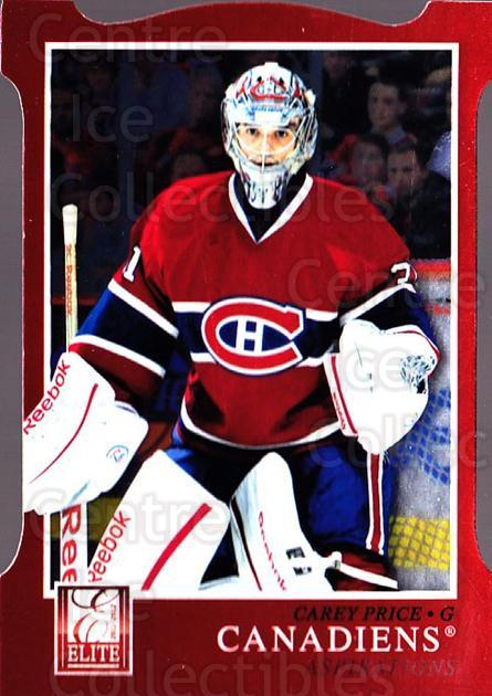 2011-12 Elite Aspirations #51 Carey Price<br/>1 In Stock - $10.00 each - <a href=https://centericecollectibles.foxycart.com/cart?name=2011-12%20Elite%20Aspirations%20%2351%20Carey%20Price...&quantity_max=1&price=$10.00&code=746501 class=foxycart> Buy it now! </a>